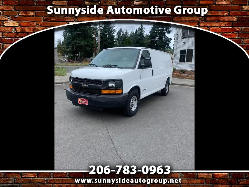 Chevrolet Express 2005 price $7,850