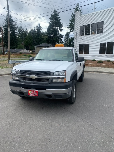 Chevrolet Silverado 2500HD 2004 price $5,995