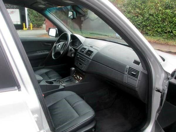 BMW X3 2004 price $8,995