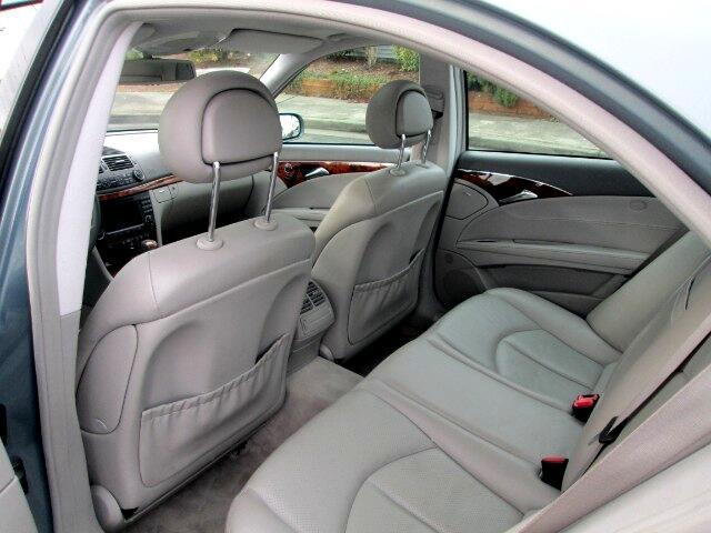 Mercedes-Benz E-Class 2004 price $6,999