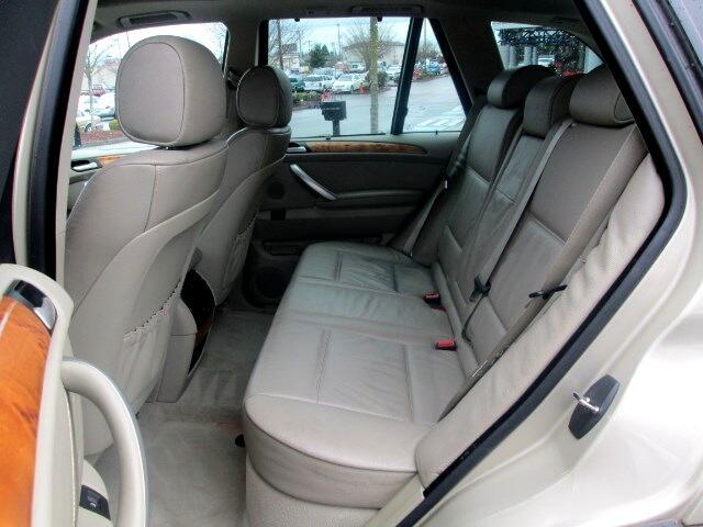 BMW X5 2003 price $5,350