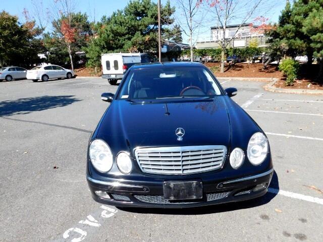 Mercedes-Benz E-Class 2003 price $5,999