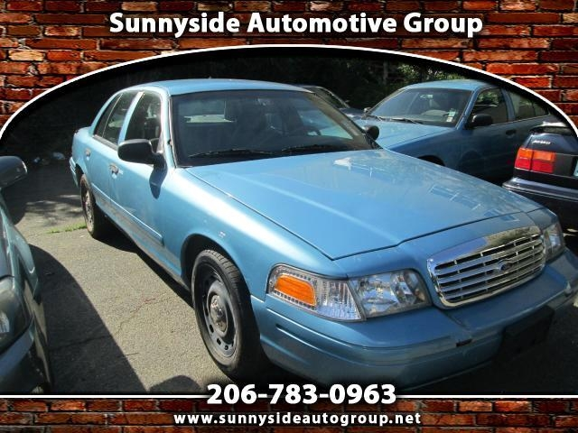 Ford Crown Victoria 2005 price $3,995