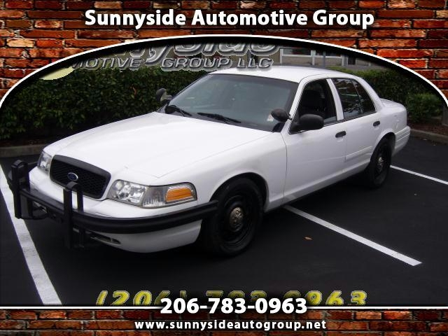 Ford Crown Victoria 2008 price $4,995