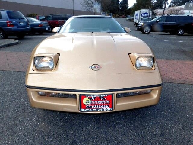 Chevrolet Corvette 1987 price $8,995