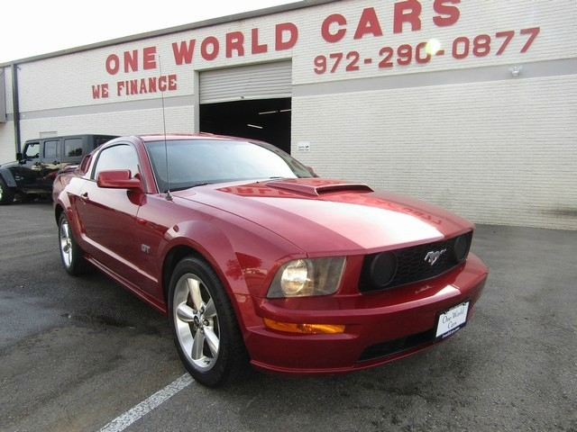 2007 Ford Mustang GT 4.6 AUTO