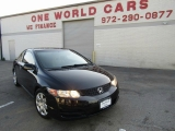 Honda Civic Coupe/ Auto 2009