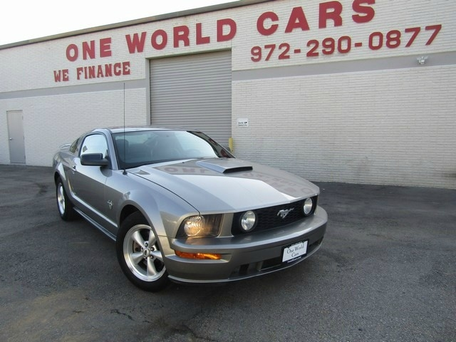 2009 Ford MustangGT 4.6 Manual