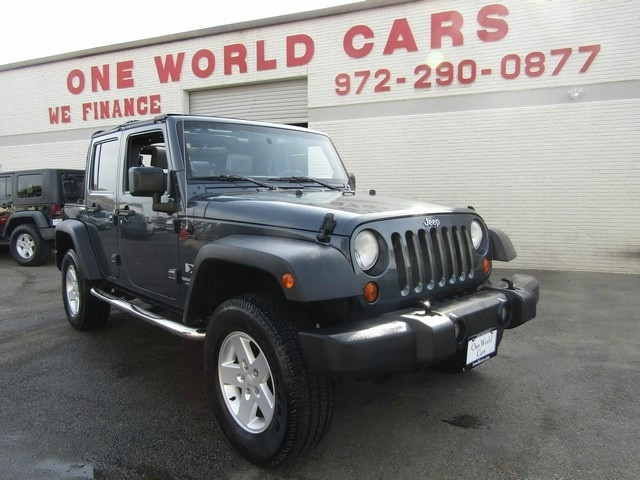 2007 Jeep Wrangler Auto New Top