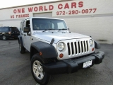 Jeep Wrangler Unlimited RHD 2009