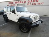 Jeep Wrangler Unlimited RHD 2012