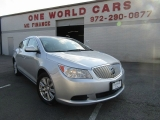 Buick LaCrosse 2.4L-Leather 2010
