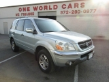 Honda Pilot 1 Owner 4WD EX Auto w/Leather/DVD 2003
