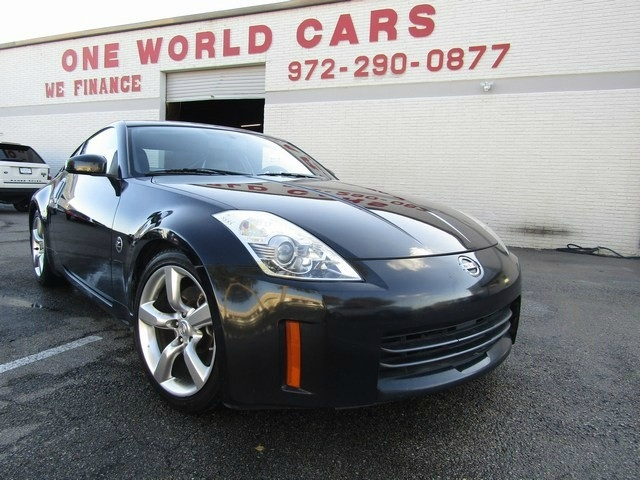 2006 Nissan 350Z Auto 1 Owner GT
