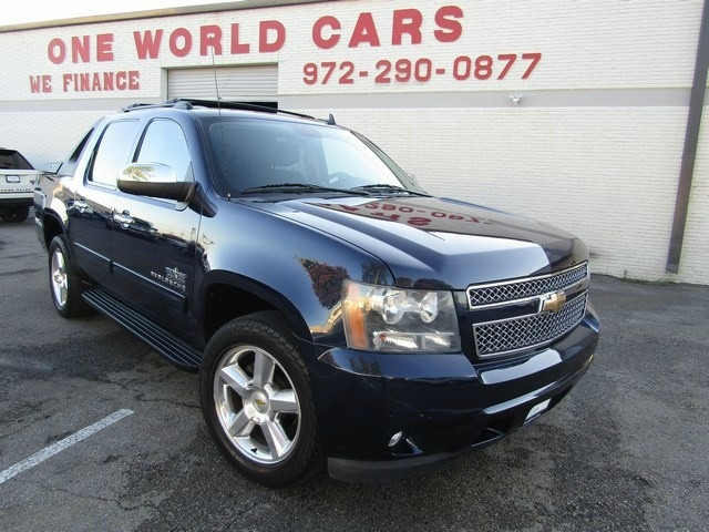 2011 Chevrolet Avalanche 4WD Texas Edition