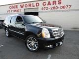 Cadillac Escalade ESV Platinum Edition 2008