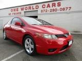 Honda Civic Cpe EX MT 2007