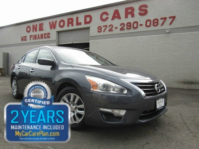 2013 Nissan Altima 2.5S 1 Owner COMES WITH WARRANTY