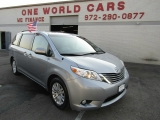 Toyota SIENNA XLE/LEATHER/NAV/DVD 2013