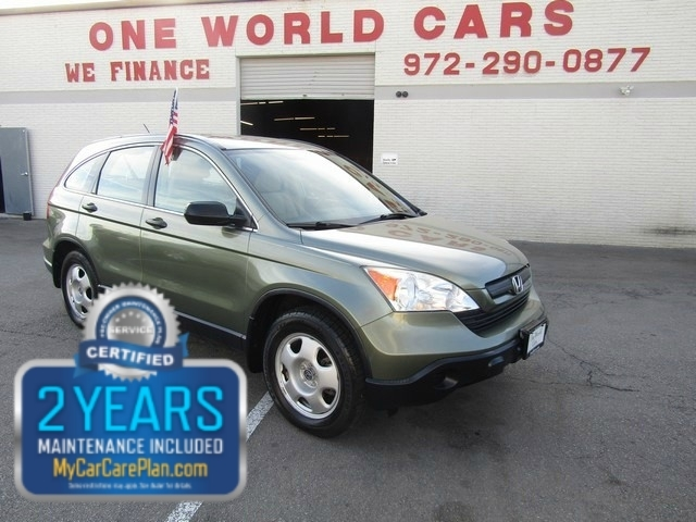 2007 Honda CR-V LX 1OWNER COMES WITH WARRANTY