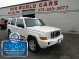 Jeep Commander Sport 4WD  V8 2007