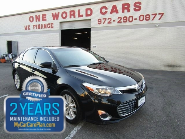 2013 Toyota Avalon XLE COMES WITH WARRANTY