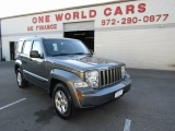 Jeep LIBERTY 4X4 SPORT LATITUDE 2012