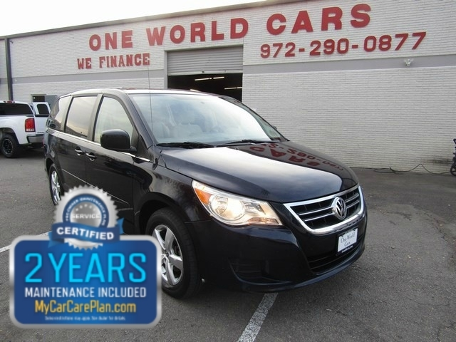 2010 Volkswagen Routan/Nav/DVD/Leather
