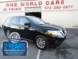 Nissan Pathfinder 1-owner COMES WITH WARRANTY 2014