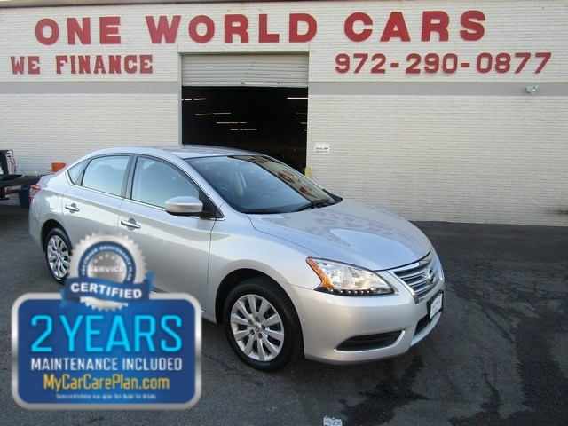 2014 Nissan Sentra SV 1-OWNER COMES WITH WARRANTY