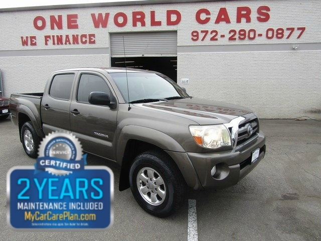 2010 Toyota Tacoma PreRunner-SR5 COMES WITH WARRANTY