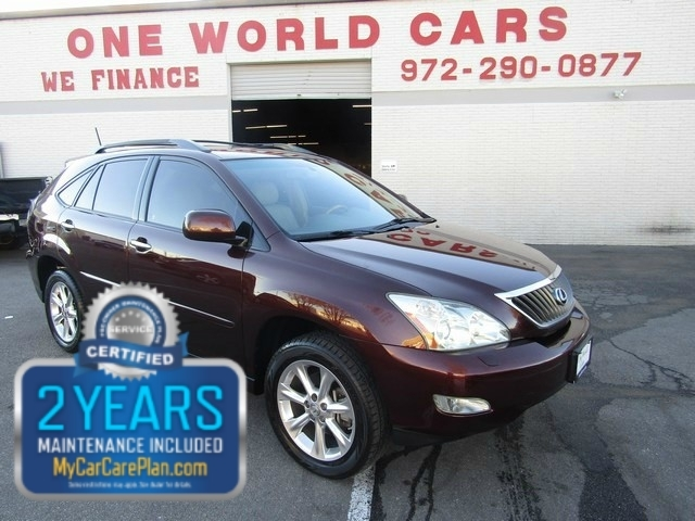 2009 Lexus RX 350 NAV COMES WITH WARRANTY