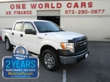 Ford F-150 XLT 4X4 1-OWNER COMES WITH WARRANTY 2010