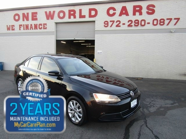 2014 Volkswagen Jetta SE 1-OWNER & Leather