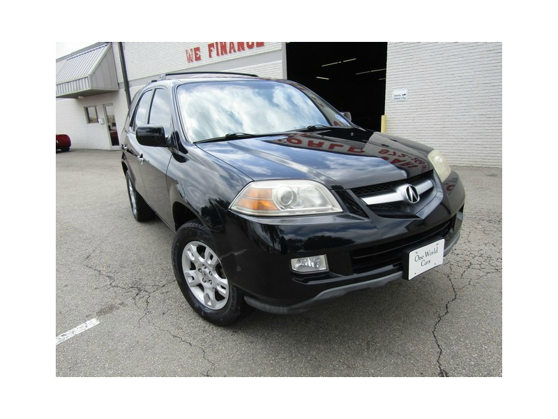 Acura MDX AWD Touring 1Owner 2006 price $7,777 Cash