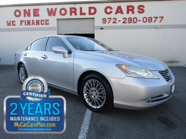 2008 Lexus ES 350 COMES WITH WARRANTY