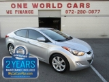 Hyundai Elantra-LIM 1Owner COMES WITH WARRANTY 2011