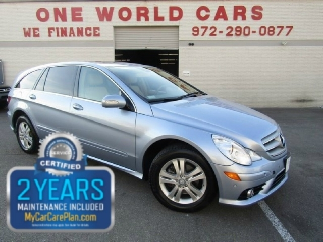 2008 Mercedes-Benz R-320 CDI Diesel 1Owner COMES WITH WARRANTY