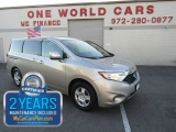 Nissan QUEST COMES WITH WARRANTY 2012