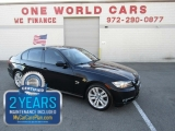 BMW 335i XDrive AWD/NAV comes with warranty 2009