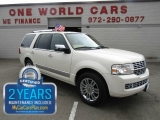 Lincoln Navigator Ultimate4x4/NAV/DVDCOMES WITH WARRANTY 2007
