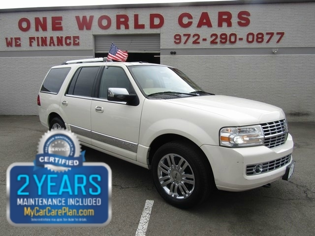 2007 Lincoln Navigator Ultimate4x4/NAV/DVDCOMES WITH WARRANTY