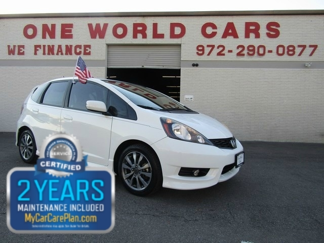 2013 Honda Fit Sport 1Owner COMES WITH WARRANTY