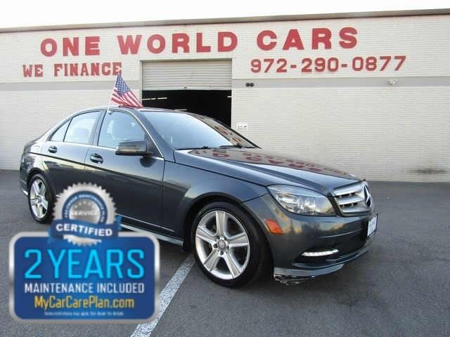2011 Mercedes-Benz C300 NAV COMES WITH WARRANTY