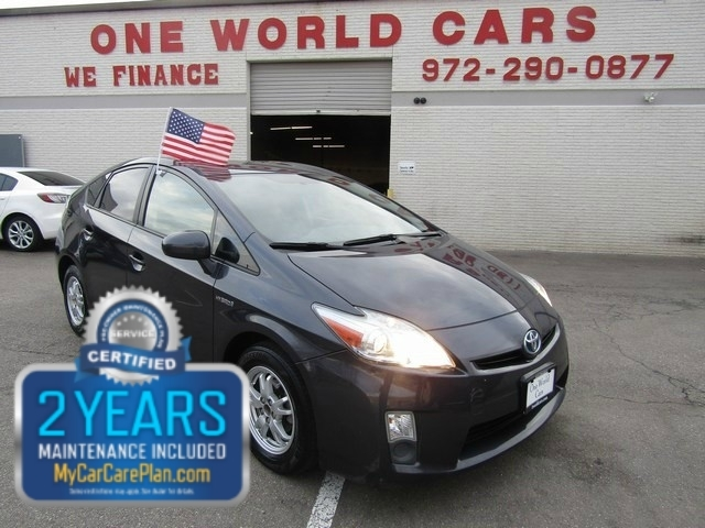 2010 Toyota PRIUS ll 1 OWNER COMES WITH WARRANTY