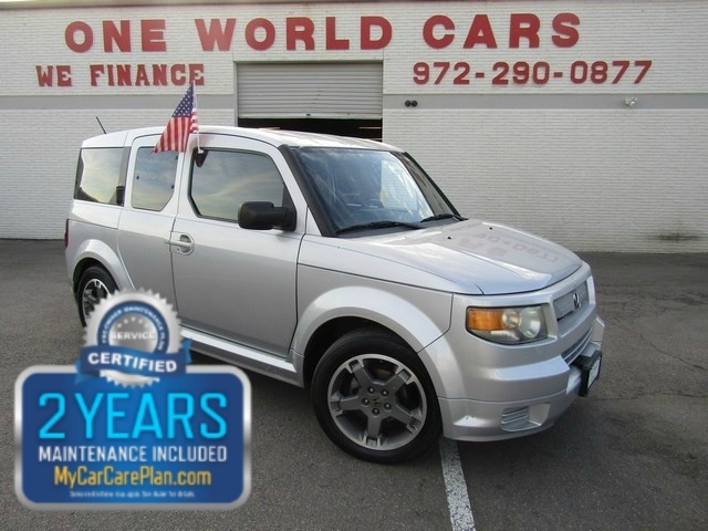 2008 Honda Element SC COMES WITH WARRANTY