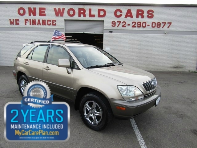 2001 Lexus RX 300/ NAV COMES WITH WARRANTY