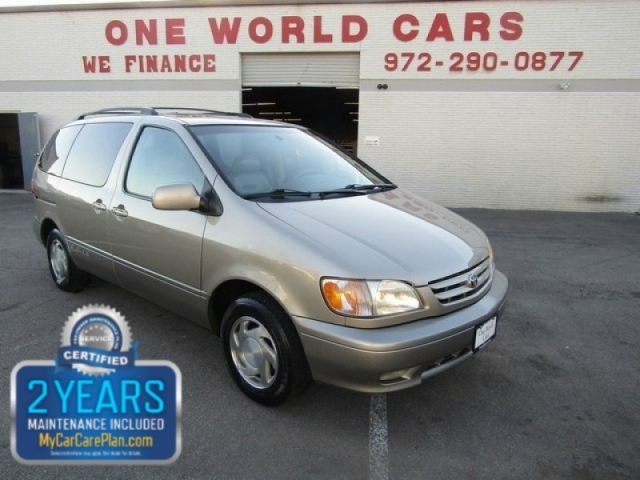 2001 Toyota XLE COMES WITH WARRANTY