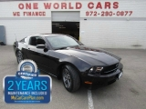 Ford Mustang V6 Premium COMES WITH WARRANTY 2012