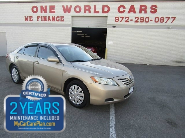 2009 Toyota Camry LE COMES WITH WARRANTY